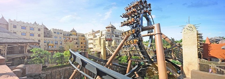 Phantasialand Theme Park